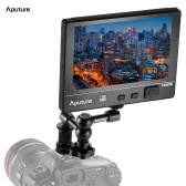 Aputure VS-2 FineHD 7inch Digital LCD Video Monitor 1920*1200 Native Resolution LTPS V-Screen with Battery Carrying Case for DSLR Camera Camcorder