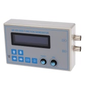 1Hz-65534Hz LCD DDS Function Signal Generator Square Sawtooth Triangle Sine Wave Frequency(HS) Output Max 8MHz