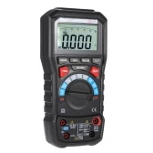 Bside ADM20 True RMS Digital Multimeter Auto Range with USB Interface Support PC AC/DC Voltage Current Temperature Continuity Measuring