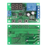 12V 0-10A DC Current Detection Module Current Sensing Detecting Delay Relay Control