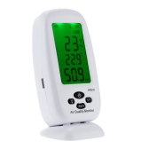AR830 Digital Air Quality Monitor PM2.5 Detector Temperature Humidity Measurement Thermometer Hygrometer AC100-240V
