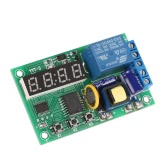 AC110V 220V Multi-functional Delay Time Relay Module Timing Switch Control Cycle Timer
