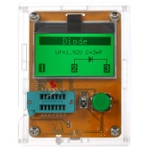 LCR-T7 Transistor Tester Multi-functional LCD Backlight Didoe Triode Capacitance Inductance