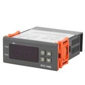Elitech STC-1000 220V Mini Digital Temperature Controller Thermostat Aquarium Thermometer W/ 2M Cable Sensor Probe