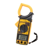DM6266 31/2 Digital Clamp Meter Electronic Tester Tools Ammeter Voltmeter Ohmmeter Insulation Tester w/ Data Hold