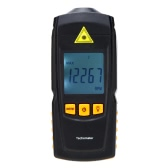 Non-contact GM8905 Digital Laser Tachometer Tach Meter Tester Wide Measuring Range 2.5-99999RPM LCD Display