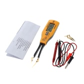 Handheld Smart SMD Tester Tweezers Resistor Capacitor Diode Continuity Intelligent Testing Clips with Relative Mode