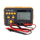 1MΩ-20GΩ Digital Insulation Resistance Tester Megger Megohm Testing Meter LCD Display