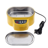 Mini Ultrasonic Cleaner for Jewelry Glasses Circuit Board Watch CD Lens 30W/50W 220V LED Display