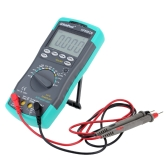 HoldPeak HP-890CN LCD Digital Multimeter DMM with NCV Detector DC AC Voltage Current Meter Resistance Diode Capaticance Tester Temperature Meaurement Auto Range
