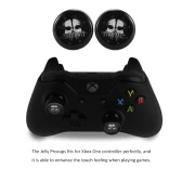 Protective Jelly Procap Analog Thumbstick Grip Anti-slip Cover for Xbox One Controller Gamepad