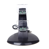 Dual USB Charging Charger Dock Station Stand for Playstation 4 PS4 Controller