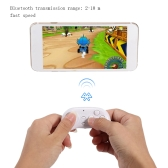 Portable Wireless Bluetooth Joystick Multifunctional Bluetooth Controller Support Hundreds of Games Music Control  Wireless Mouse  E-book Page  for iPhone 6S  6 6 Plus Samsung S6 S5 Note 4 HTC   Tablet  PC  TV-box  for Android or IOS