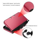 One-piece Aluminum Cover Case Shell Protector Rose for Nintendo New 3DS XL LL
