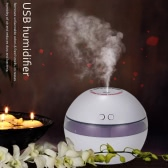 USB Humidifier Aroma Oil Diffuser Air Purifier Mist Maker LED Night Light for Home Office