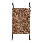 Soft Cat Hammock Ferret Kitten Hammock Pad Small Pet Cats Cage Hanging Bed for Winter Use 53 * 38cm