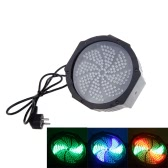 DMX-512 RGBW LED Stage PAR Light Lighting Strobe 8 Channel Party Disco Show 25W AC 90-240V