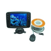 "Fish Finder Underwater Video Camera 600 TV Line 3.5"" LCD Monitor 15M Cable 150° Wide Angle Fishing Tackle"