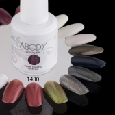 Abody 15ml Soak Off Nail Gel Polish Nail Art Professional Shellac Lacquer Manicure UV Lamp & LED 177 Colors 1430