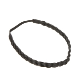 Girls Hair Accessory Twist Headwear Braided Plait Hoop Headband Beauty Hairpiece