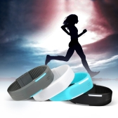 LED Sport Watch Water Resistant Fashionable Digital Bracelet for Men and Women Grey