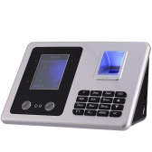 """2.8"""" TFT Fingerprint + Face Recognition Attendance Machine Time Clock Recorder Employee Checking-in Reader USB Support"""