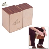 GECKO Double Mini Cajons Box Drum Hand Drums Birch Wood Persussion Instrument