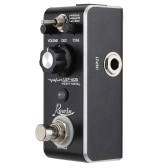 Rowin LFE-605 3 Way Heavy Metal Distortion Mini Electric Guitar Effect Pedal Knob Switch Single Effect with True Bypass