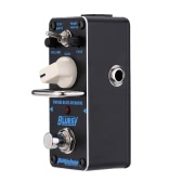 AROMA ABY-3 Bluesy Vintage Blues Overdrive Mini Single Electric Guitar Effect Pedal with True Bypass