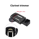Clarinet Reed Trimmer Cutter