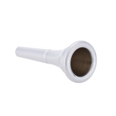Nickel-Plated Copper French Horn Mouthpiece