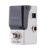 JOYO JF-307 Clean Glass Amp Simulator Mini Electric Guitar Effect Pedal with Knob Guard True Bypass