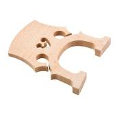 1/8 Size Cello Bridge Maple Exquisite Workmanship