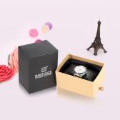 Naviforce High Quality Beautiful Slide-drawer Watch Case Elegant Gift Box Multifunctional Storage Box