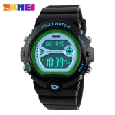2016 SKMEI Brand Chidren Fashion Sport Electronic Watch for Students 50M Waterproof Digital Movement Wristwatch Boys Girls Climbing Sports Watches