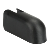 Black Car Rear Wiper Arm Washer Cap Nut Cover for Vauxhall MERIVA CORSA ZAFIRA VECTRA TAILGATE