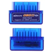 Kkmoon Mini V1.5 OBDⅡ Bluetooth Interface Auto Car Scanner Diagnostic Tool for Android