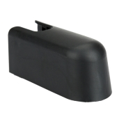 Black Car Rear Wiper Arm Washer Cap Nut Cover for Ford Edge Lincoln MKX 7T4Z-17C526-B