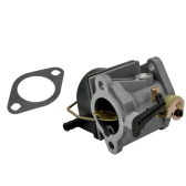 Carburetor for Tecumseh 640330A OHV 140 170 175 180 Carb Replacement with Gasket