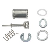 Door Lock Cylinder Repair Kit Front Left Right Replacement Parts for PASSAT LUPO AROSA LEON TOLEDO
