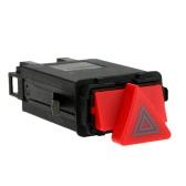 Hazard Emergency Flasher Warning Light Switch 4B0941509D for Audi A6 B4 C5