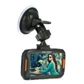 KKMOON 1080P 3.0 inch Car Dash Cam DVR Camcorder  with Night Vision / G-Sensor / Motion Detection