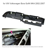Car Interior Front Left Door Grab Handle Cover Trim Panel Bracket for VW Volkswagen Bora Golf4 MK4 2002-2007