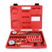 Brake Pressure Tester ABS Braking System Testing  Gauge Kit Garage Test Tool