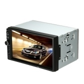 7 inch Universal 2 Din HD Bluetooth Touch Screen Car Stereo FM Radio MP5 Player