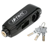 IZTOSS Lock Motorcycle Scooter Bicycle Handlebar Throttle Grip Lock Security Anti-theft Lock