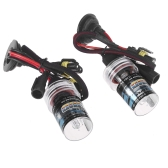 2pcs H8 35W 6000K HID Xenon Replacement Bulb Lamps Light Conversion Kit Car Head Lamp Light