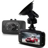 "2.7"" 1080P 140° Car DVR Vehicle Camera Recorder G-sensor Motion Detection IR Night Vision"