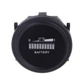 Battery Status Charge Indicator Monitor Meter Gauge LED Digital 12V/24V/36V/48V/72V