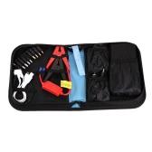 KKMOON 16800mAh High Capacity Multi-Function Portable Mini Car Jump Starter Battery Power Bank Pack for Phone Laptop Camera Outdoor Travel Camping